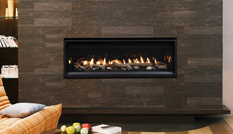 Fireplace COMPASS Direct-Vent Gas Fireplace - 45""
