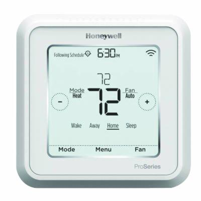 Honeywell - Wi-Fi Thermostat,