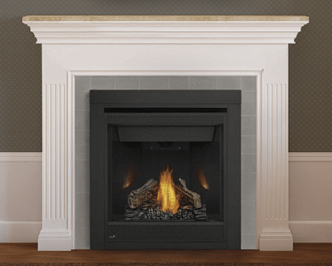 Fireplace CB30NTR-1 CONTINENTAL Continental CB30NTR-1 Continental Fireplaces Direct Vent Gas Fireplace