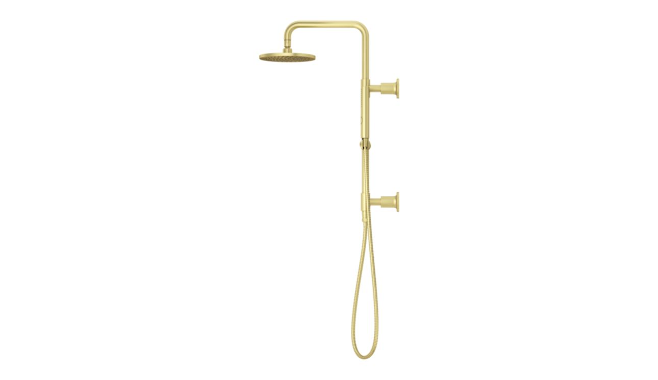 PFISTER- Tenet Shower Column - Brushed Gold