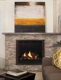 Fireplace Gemini DLX Series Direct Vent Gas