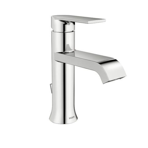 Moen - Genta Single-Handle Bathroom Faucet in Chrome