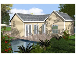 Modular Home, PF3, 3 Bedrooms