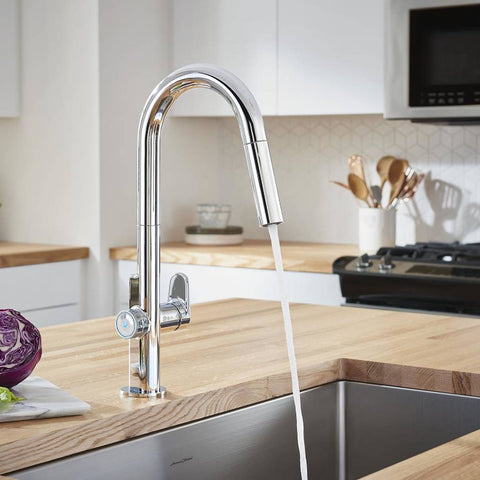 American Standard -  Touch Pull-Down Kitchen Faucet
