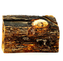 Load image into Gallery viewer, natural olive wood grain, bark, knots