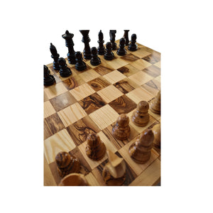 Large Folding Chess Set