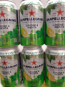 Sanpellegrino - Lemon and Mint