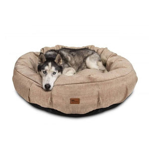 Harley Dog Bed Thatch