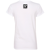 NWI Movement Ladies' V-Neck T-Shirt