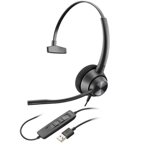 Poly EncorePro 310 Headset, USB-A