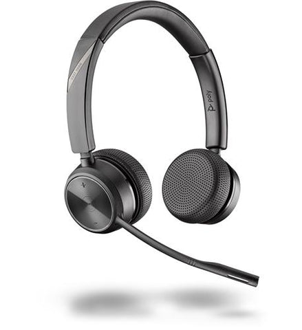 Poly Savi 7220 Office Wireless Headset, Binaural