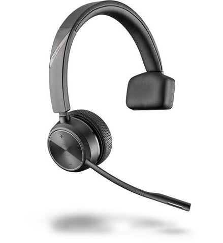Poly Savi 7210 Office Wireless Headset, Mono