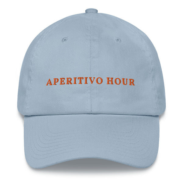 Aperitivo Hour Cap - Orange