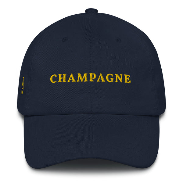 Champagne hat + Colours