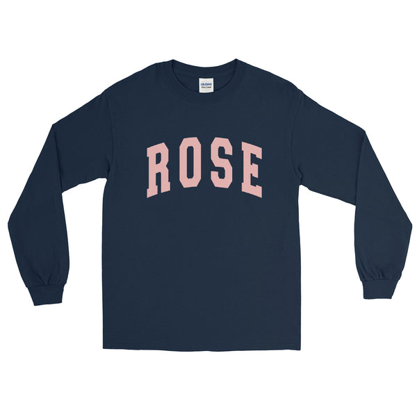 Rosé  Long Sleeve Shirt
