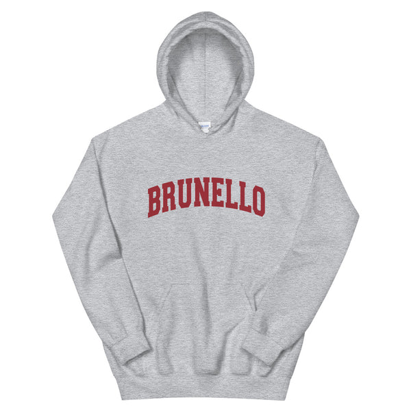 Brunello Hoodie + Colours