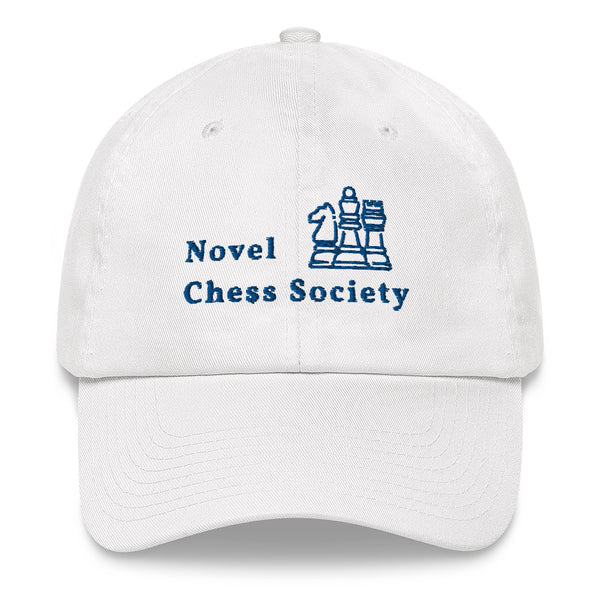 Novel Chess Society Cap