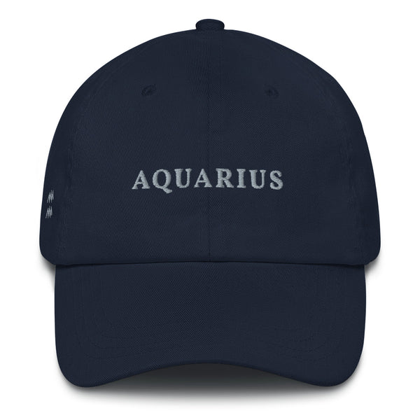 Aquarius Cap + Colours