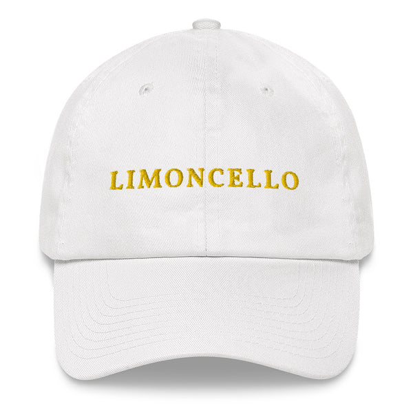 Limoncello Cap + Colours