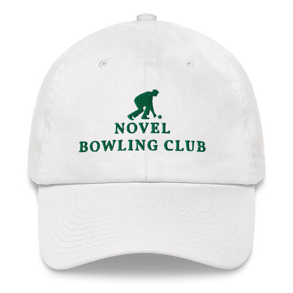 Novel Bowling Club Members Cap