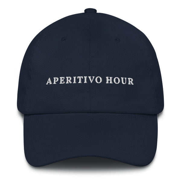 Aperitivo Hour Cap + Colours