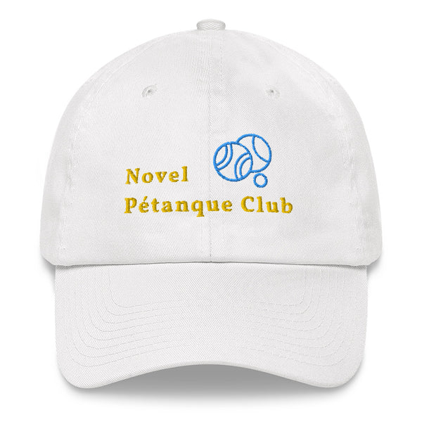 Novel Pétanque Club Cap