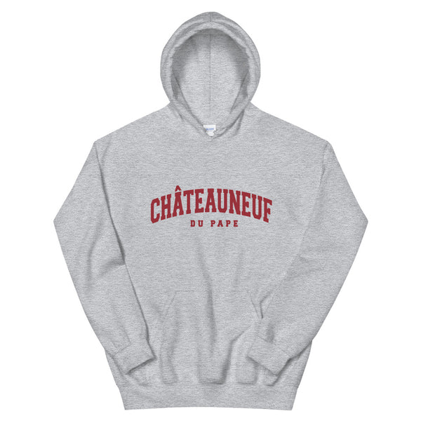 Chateauneuf du Pape Hoodie + Colours