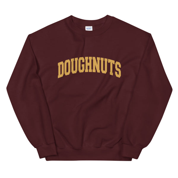 Doughnuts Sweatshirt + Colours