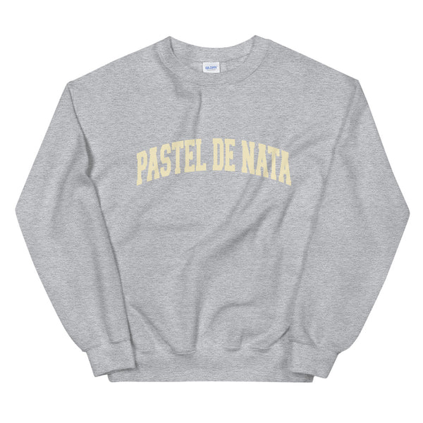 Pastel De Nata Sweatshirt + Colours