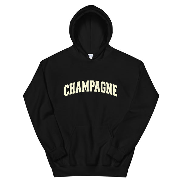 Champagne Hoodie + Colours