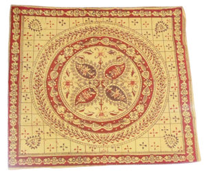 Kalamkari Kerchief's Jumbo Size (Pack of 12)
