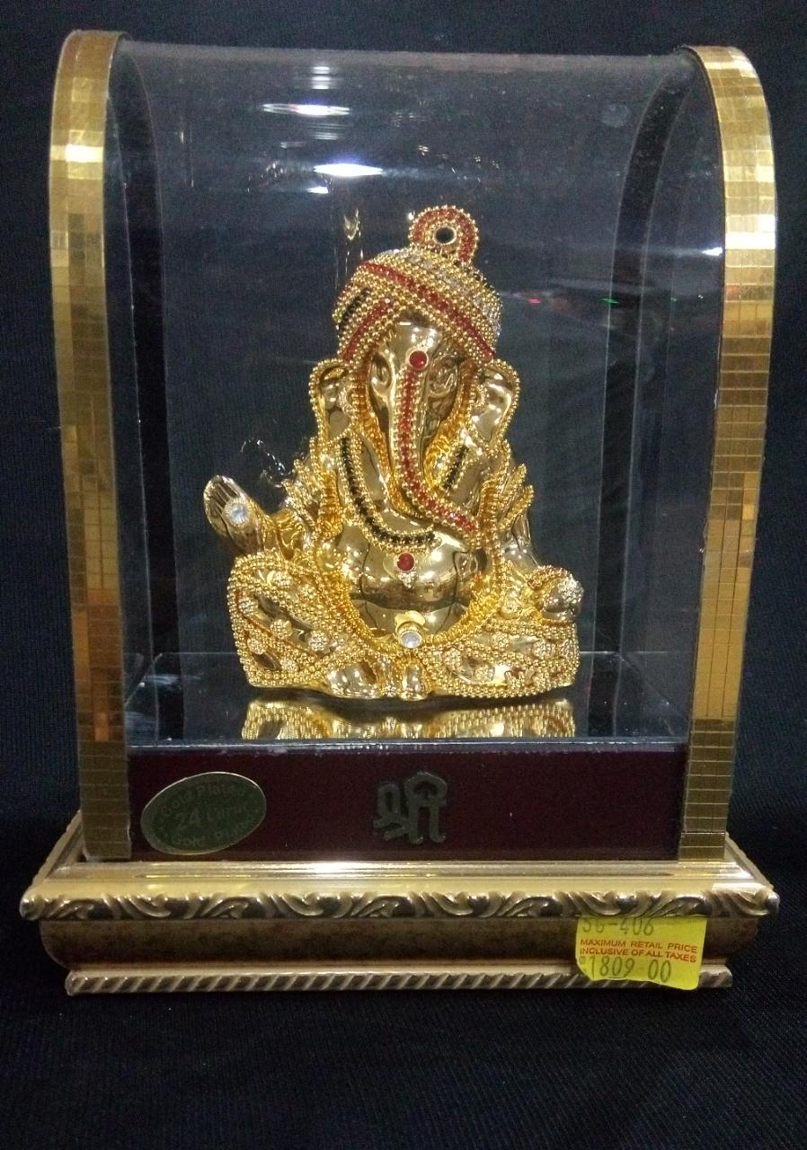 Beads Work - Pagdi Ganesh
