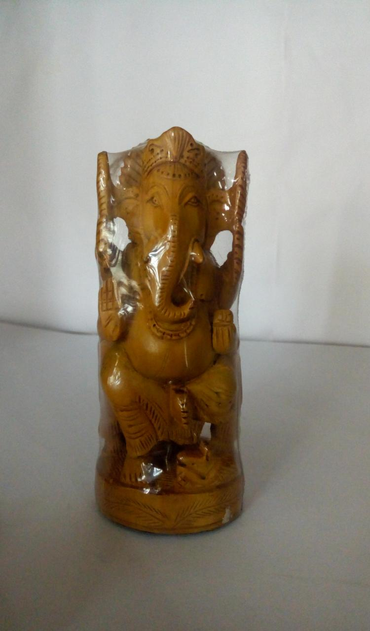 Sandal Wood - Ganesh 4in