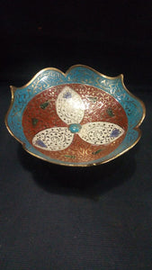 Moradabad Brass - Bowl 5.5in