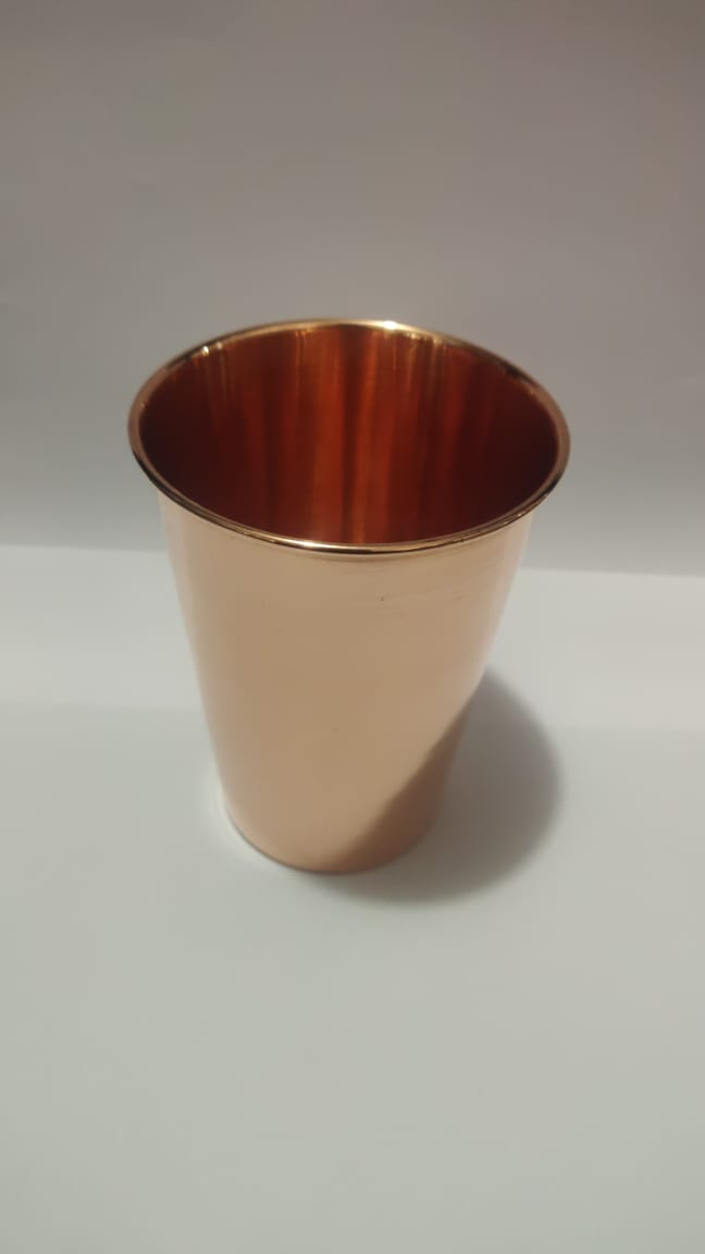Copper Glass 4.5in