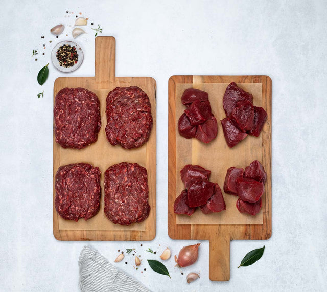 New Zealand Venison Bundle