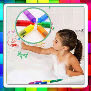 FunBath Erasable Crayons