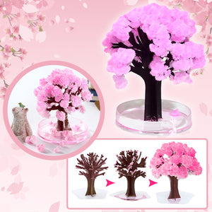 Blooming Sakura Magic Tree