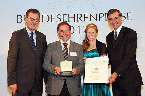 2012・DLG Bundesehrenpreis in Berlin