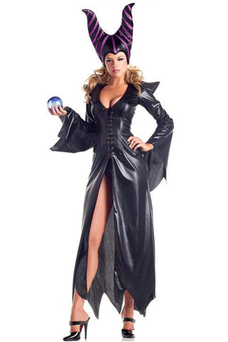 ATOMIC EVIL MALEFICENT INSPIRED COSTUME
