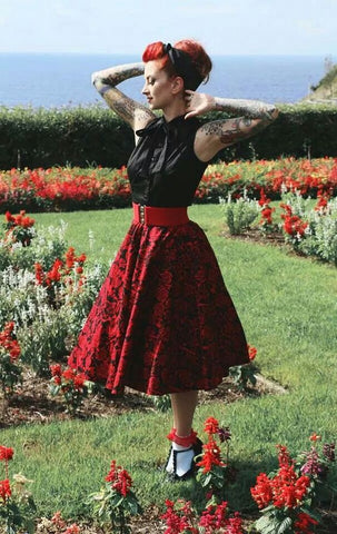 Rockabilly Fashion Rockabilly Dress