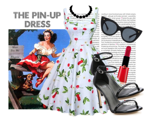 Pin-Up Dress Pin-Up Fashion