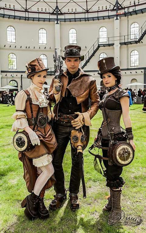 Steampunk Fashion Steampunk Corset