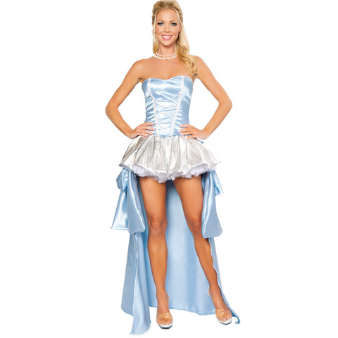 ATOMIC DELUXE BLUE SOUTHERN CINDERELLA INSPIRED COSTUME
