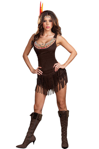 Pocahontas Inspired Costume
