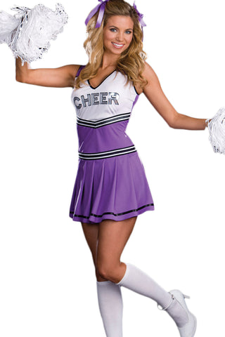 Purple Give Me Spirit Costume