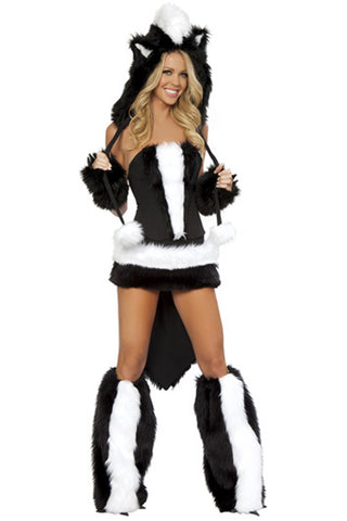 Seductive Skunk Costume