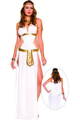 White Queen of the Nile Costume
