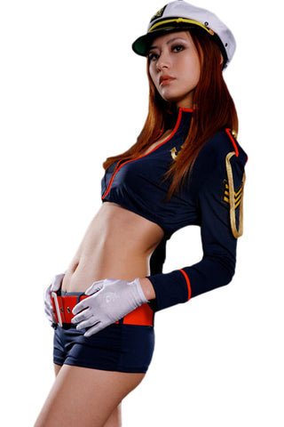 Captivating Captain Costume