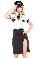Strip Search Officer Costume